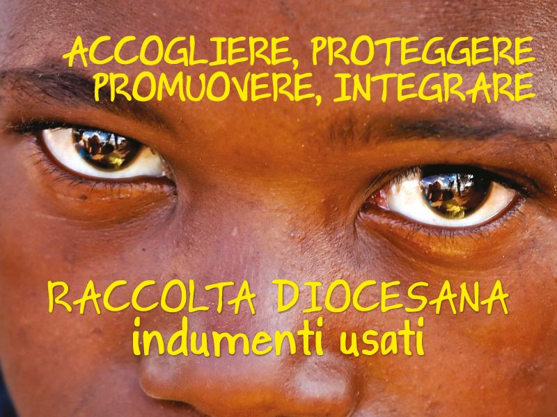 Caritas Ambrosiana - RACCOLTA DIOCESANA INDUMENTI USATI 2018 456131d53e3f