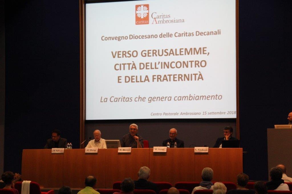 Caritas Ambrosiana - Convegno Diocesano Caritas Decanali 2018 31011fba325a