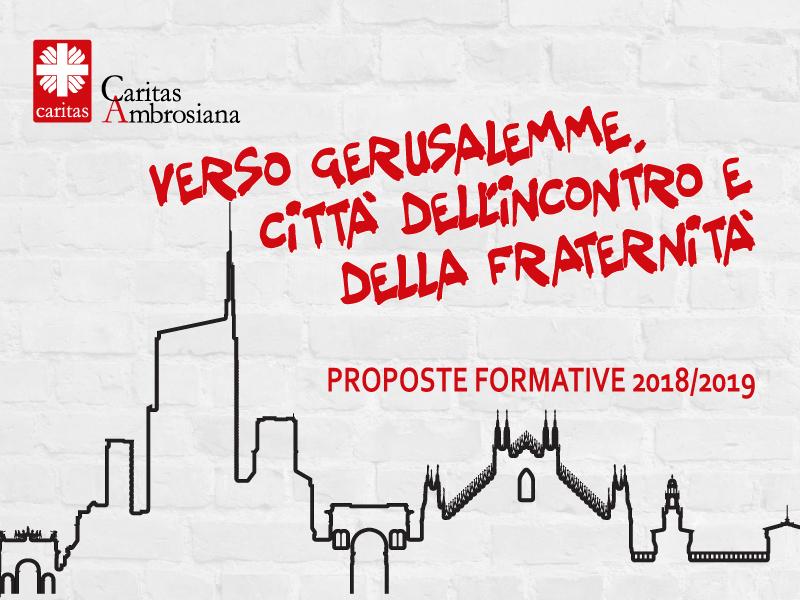 Caritas Ambrosiana - Verso Gerusalemme 33ad32454437