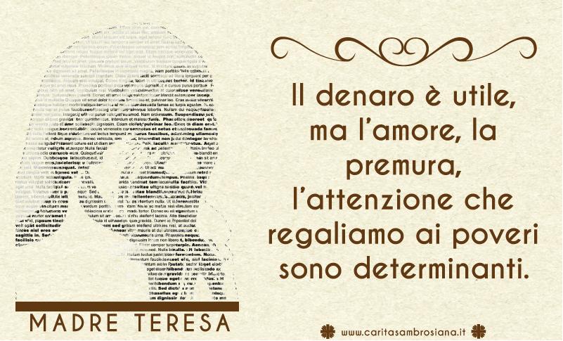 abbastanza Caritas Ambrosiana - Frasi celebri KF83