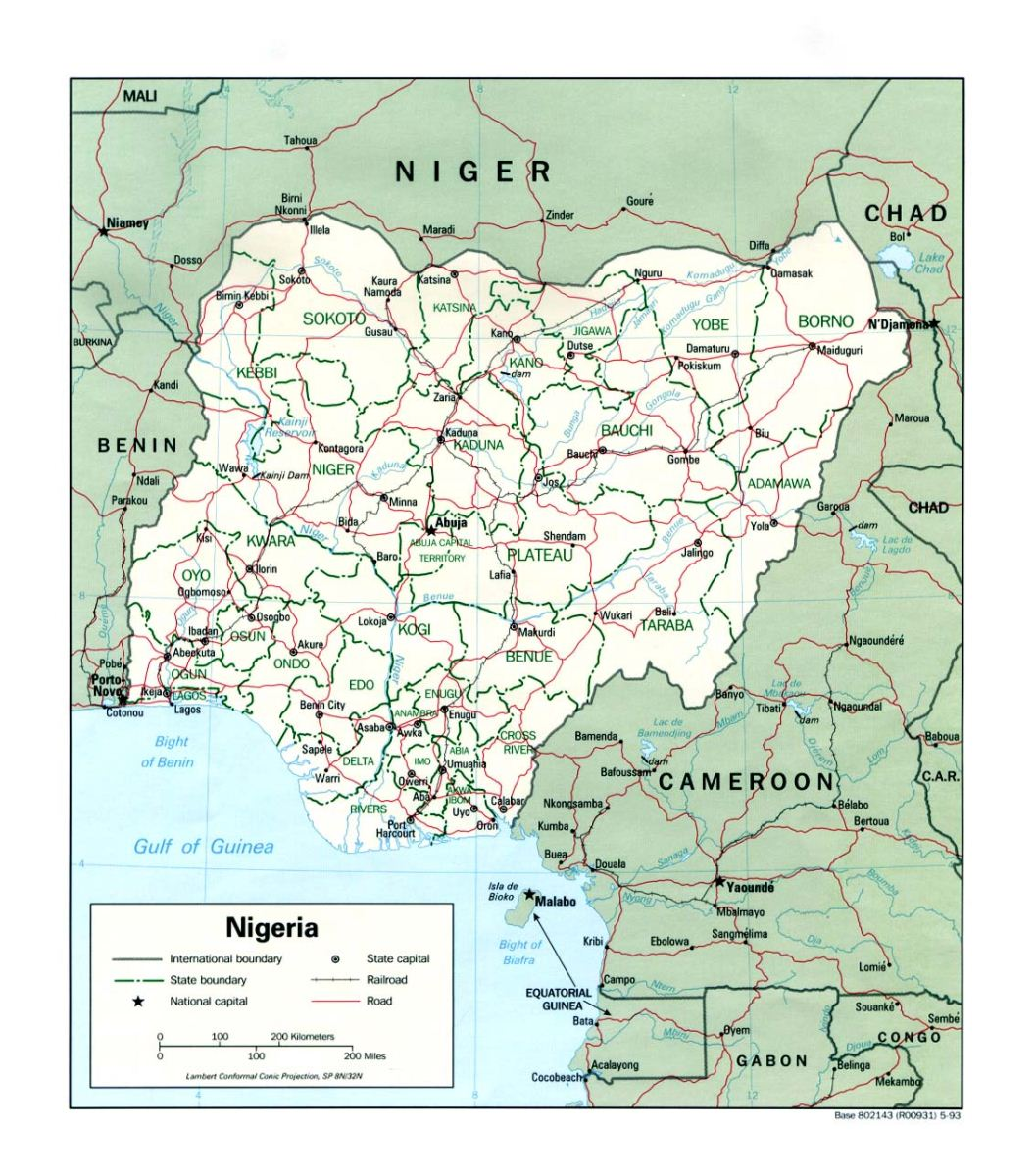 Siti di incontri in Abuja Nigeria